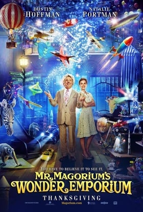Mr. Magorium's Wonder Emporium                                  (2007)