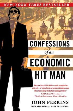 Confessions of an Economic Hitman (Unabridged)