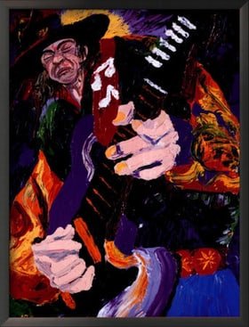 Stevie Ray Vaughn