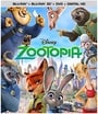 Zootopia (3D/BD/DVD/Digital HD)