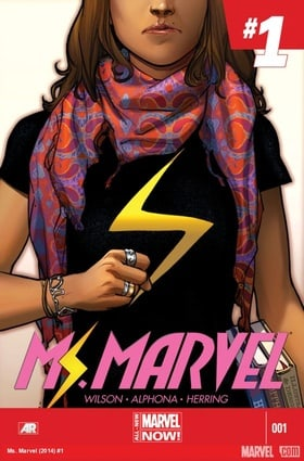 Ms. Marvel: No Normal
