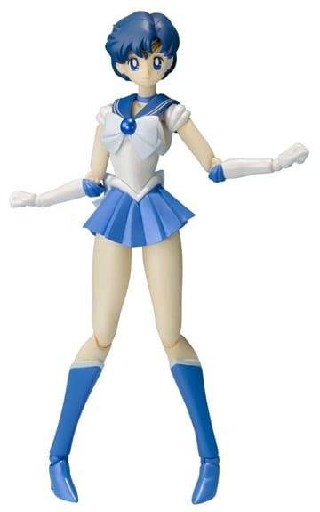 Sailor Moon: Ami Mizuno (Sailor Mercury)