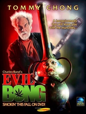 Evil Bong with Tommy Chong