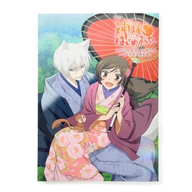 TV Anime Kamisama Kiss Special Fan Book: Mikagesha Mankai Emaki