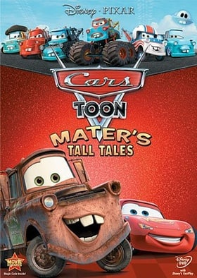 Mater's Tall Tales: cars toons