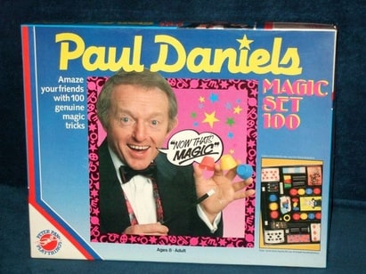 Paul Daniels Magic Set
