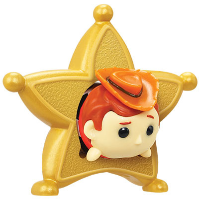 Disney Tsum Tsum Mystery Packs Series 3: Woody