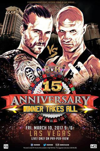 ROH 15th Anniversary: Winner Takes All