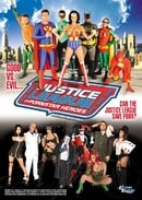 Justice League of Porn Star Heroes