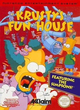The Simpsons: Krusty's Fun House