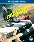 Need for Speed 3D (Blu-ray 3D + Blu-ray)