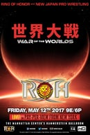 ROH/NJPW War of the Worlds 2017