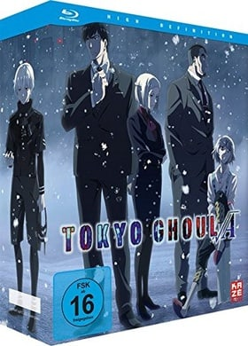 Tokyo Ghoul Root A - Vol. 1