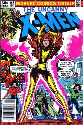 The Uncanny X-Men 157 Phoenix Reborn 1982 (Volume 1)