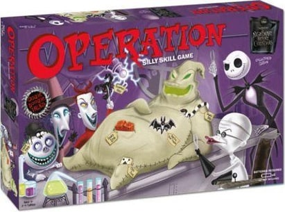 Operation The Nightmare Before Christmas