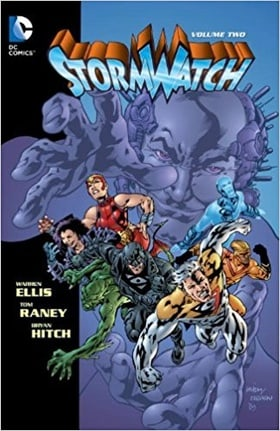 [ STORMWATCH, VOLUME TWO ] By Ellis, Warren ( Author) 2013 [ Hardcover ]