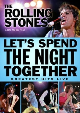 The Rolling Stones - Let's Spend The Night Together [Japan BD] PCXE-50560
