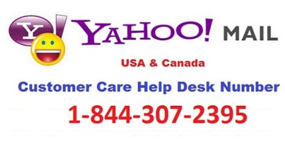 Yahoo Technical Support Number 1-844-307-2395