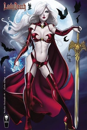 Lady Death: Merciless Onslaught