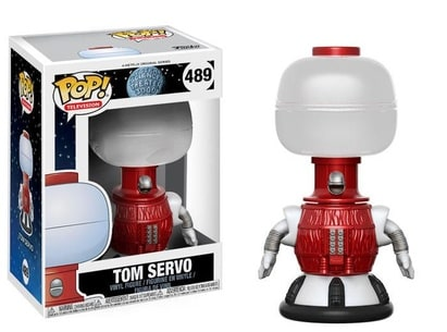 Funko - Figurine Mystery Science Theater 3000 - Tom Servo Pop
