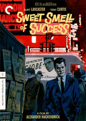 Sweet Smell of Success - Criterion Collection