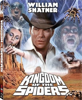 Kingdom of the Spiders (Blu-ray)