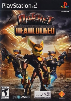 Ratchet: Deadlocked // Gladiator