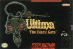 Ultima: The Black Gate