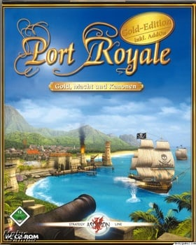 Port Royale: Gold, Power and Pirates