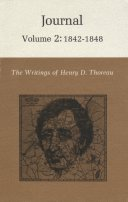 Journal 2: 1842-1848 (The Writings of Henry D. Thoreau)
