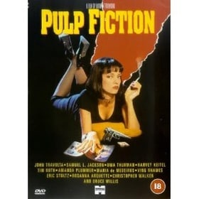 Pulp Fiction [Region 2]