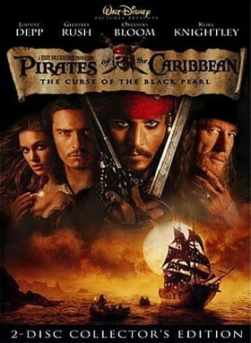 Pirates of the Caribbean: The Curse of the Black Pearl (Two-Disc Collector's Edition)