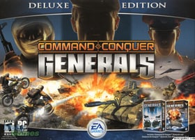 Command & Conquer Generals: Deluxe Edition