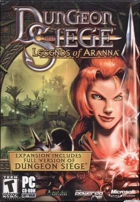 Dungeon Siege 1: Legends of Aranna (Expansion)