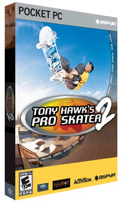 Tony Hawk's Pro Skater 2 (Pocket PC)