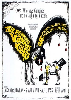 The Fearless Vampire Killers ( Le Bal des Vampires )
