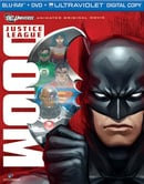 Justice League: Doom (Blu-ray/DVD Combo)