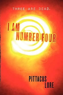 I Am Number Four (Lorien Legacies, Book 1)