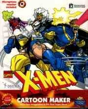 X-Men Cartoon Maker: Windows 3.1