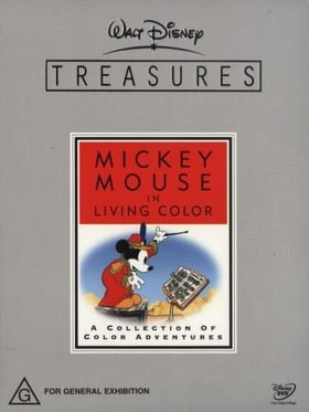 Mickey Mouse in Living Color