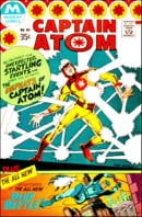 Captain Atom (1965 series) #83 MODERN REP