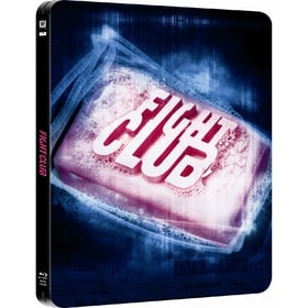 Fight Club: Play.com Exclusive Steelbook Edition Double Play (Blu-ray)