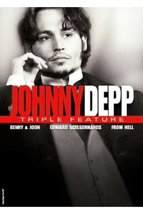 Johnny Depp Triple Feature: Benny & Joon, Edward Scissorhands, From Hell