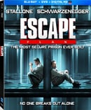 Escape Plan (Blu-ray + DVD + UltraViolet Digital Copy)