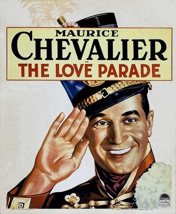 The Love Parade (1929)