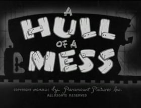 A Hull of a Mess
