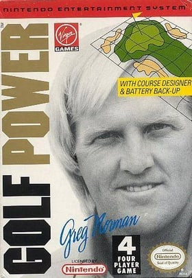 Greg Norman Golf Power
