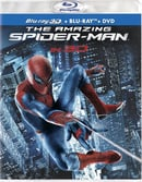 The Amazing Spider-Man 3D (Blu-ray 3D + Blu-ray + DVD)