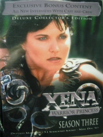 Xena Warrior Princess - Season Three