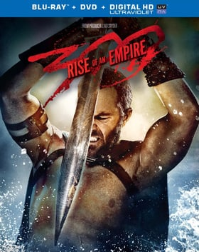300: Rise of an Empire (+ DVD and UltraViolet Digital Copy)